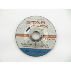 Tarcza do szlifowania Star Flex INOX 115x6.0 POSTZI1156022