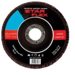 Tarcza do szlifowania listkowa 80 Star Flex POSTLI1252280