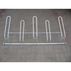 Stojak rowerowy 5 stanowisk STO100.4