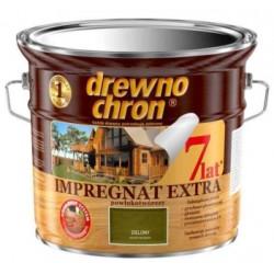 Impregnat DREWNO CHRON zileony 2,5L. BAWDRE10.9