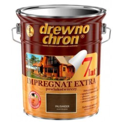 Impregnat DREWNO CHRON palisander 4,5L. BAWDRE10.12