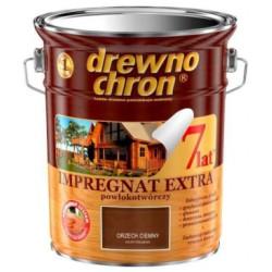 Impregnat DREWNO CHRON orzech ciemny 4,5L. BAWDRE10.30