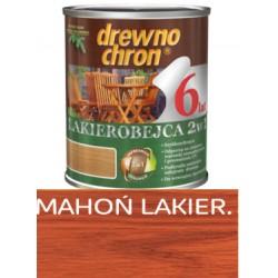 Lakierobejca DREWNO CHRON mahoń 0,8l BAWLAK10.14