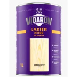 Lakier VIDARON nitro bezbarwny BAWLAK10.24