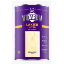 Lakier VIDARON nitro bezbarwny 0,2L BAWLAK10.23