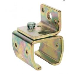 Uchwyt ścienny do szyny profila 30X28mm typ 21 NI21.B01