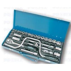 Zestaw kluczy nasadowych X18728