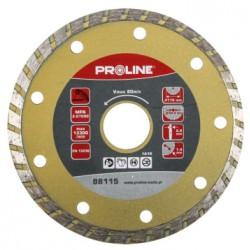 Tarcza diamentowa Turbo 125mm PROLINE X88102