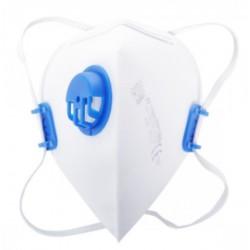 Maska przeciwpyłowa FFP1 z zaworkiem XL1200600