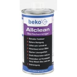Środek do czyszczenia powierzchni BE-ALLCLEAN 100ml BE-ALLCLEAN10