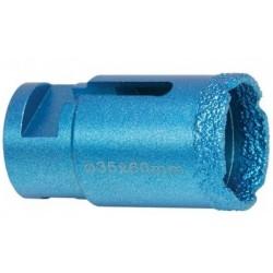 Koronka diamentowa VACUUM fi 35mm XDED1590S35