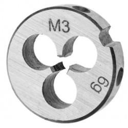 Narzynka metryczna M3 JUFISTO XJU-TD-D03